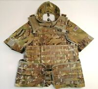 Genuine British army Complete Osprey Body Armour MKIV MTP 180/104 ML with Extras