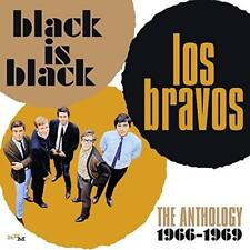 Los Bravos - Black Is Black: The Anthology (1966-1969) (NEW 2CD)