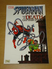 Spiderman MORTE DEL CAPITANO Stacy Graphic Novel MARVEL 9780785114550