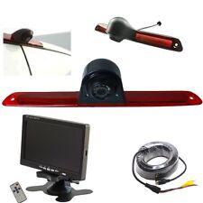 Komplettset Rückfahrkamera mit Kabel TFT für Sprinter II Crafter 3. Bremsleuchte