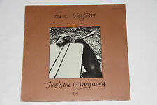 """Eric Clapton – There's One In Every Crowd - Germ 1975 LP Vinyl 12"""" Blues Rock"""