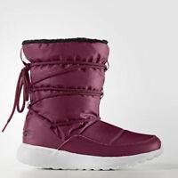 Adidas NEO CLOUDFOAM RACE WINTER Boots Women's Shoes Walking AQ1644 Snow Winter