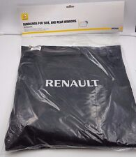 PARE-SOLEIL (PACK 3 UNITS) LATERALES ARRIERE RENAULT MEGANE IV 4  8201612871
