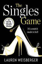 The Singles Game, Weisberger, Lauren, Very Good Book