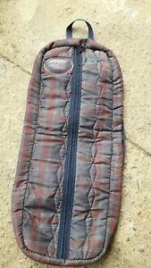Weatherbeeta Bridle Bag With Zip
