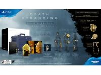 Death Stranding - PlayStation 4 Collector's Edition PS4 - Brand new sealed