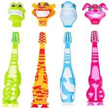 Aquafresh Little Teeth Animal Characters Soft Bristles Toothbrush for 3-4y kids