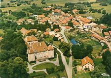 Carte FILAIN Vue aérienne Le château