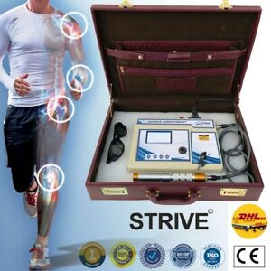 Laser Therapy Machine Cold Laser Class-3B Laser Pain Relief Programmed Machine