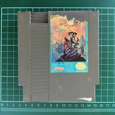 Shadow of the Ninja • Nintendo Entertainment System NES