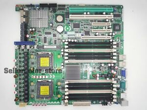 *NEW unused ASUS DSBF-D12/SAS/TS700-E4 Socket 771 Dual CPU server MotherBoard