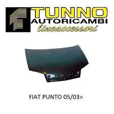COFANO ANTERIORE FIAT PUNTO 2^ SERIE 188 RESTYLING 03>