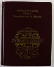 Williamson County Illinois Marion Carterville Herrin Hurst Family History Book