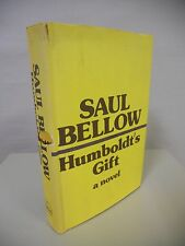 Saul Bellow - Humboldt's Gift - NY: Viking, 1975 - First Edition, First Printing