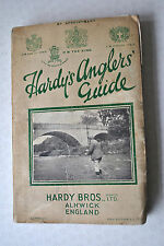 A GOOD SCARCE VINTAGE HARDY ADVERTISING FISHING CATALOGUE ANGLERS GUIDE FOR 1931