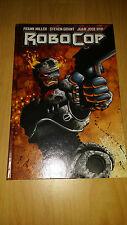 Frank Miller Steven Grant Juan Jose Rfissato Robocop CROSS CULT German Hardcover