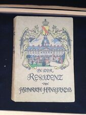 In der Residenz von Heinrich Hansjakob Buch