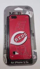 BULK LOT 20 CINCINNATI REDS Hard Cell Phone Cases IPhone 5 5s 5se for RE-SALE