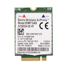 4G LTE WWAN Lenovo ThinkPad EM7345 für T440 T440s T450 X250 X1 Carbon W540 T540