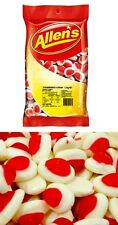 Allens Strawberries & Cream 1.3kg Bag Lollies Buffet Candy Sweets Party Favors