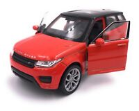 Range Rover Sport Modellauto Auto LIZENZPRODUKT 1:34-1:39 verschiedene Farben