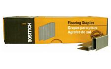 Bostitch Flooring Staples Hardwood 15 12 Ga 1 12 Inch 1000 Piece