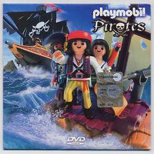 playmobil PIRATES Cartoon Pirati -italiano- Piraten -deutsch- 13 min. DVD 251