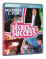 The Secret of My Success Region Free Blu Ray