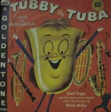 "Paul Tripp & Orchestra(6"" Vinyl)Tubby The Tuba-Gala Goldentone-GG.4-UK-VG/Ex"