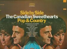 Canadian Sweethearts - Side By Side/Pop and Country - Epic 26243 LP NM/NM #355