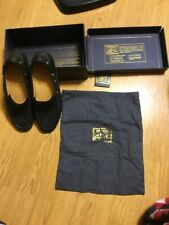 Sperry Top-Sider Gold Cup Size 9M Boat Shoe Loafer So Soft Black Memory Foam