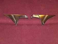 64 BUICK SKYLARK SMALL BIRDS NEW 1964 BADGE EMBLEMS BADGE CHROME BIRD CAST METAL