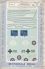 SUPERSCALE 48245 Decals CF140G / F104 scala 1/48