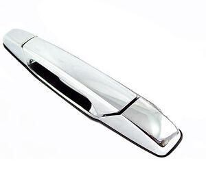 2007-2009 Escalade/Yukon/Sierra/Silverado Left Rear Outer Chrome Door Handle