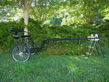 "New Easy Entry Horse Cart-Cob&Full Size W/72""&82""Shaft"
