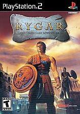 Rygar: The Legendary Adventure (Sony PlayStation 2, 2002) NEW SEALED