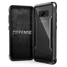 X-Doria Defense Shield Extremschutz Case Carbon Aluminium für Galaxy S8 schwarz