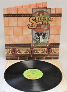 STEELEYE SPAN 'Parcel of Rogues' 1973 Vinyl LP on Chrysalis Records A3/B4 - N44