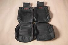 Custom Made Leather Seat Covers for 90-99 Mitsubishi 3000 GT Stealth RT GTO