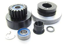 Nitro RUSTLER - Clutch, Flywheel 20t Bell, Bearings & Nut 2.5 t-maxx 3.3 44096-3