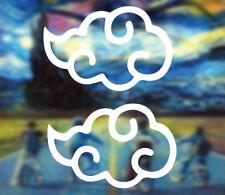 Akatsuki Cloud vinyl decal Stickers - Naruto Anime Manga Logo car boat laptop