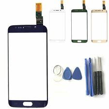 For Samsung Galaxy S6 Edge Full Front Glass TP Touch Screen Digitizer Free Tools
