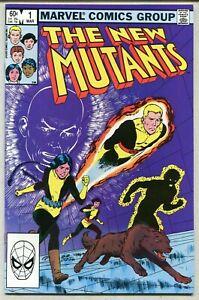 The New Mutants 1 NM (1982)  CBX9