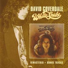 David Coverdale-Whitesnake ( Remastered ) CD NEW