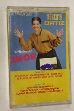 La Ruleta Del Amor by Roberto Ortiz Y Su Passion Band (Audio Cassette Sealed)
