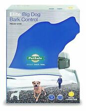 PetSafe Elite Bark Control Collar, Anti-Bark Training Device, Static Correction,