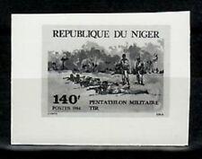 Photo Essay, Niger Sc651 Military Pentathlon, Shooting.