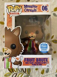 Funko Pop Ad Icons Fruit Brute Funko Shop Exc. LE 2500