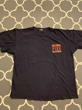 Las Vegas Fire Department Shirt Size Large Firefighter