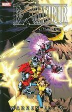 Excalibur Visionaries Vol 2 by Warren Ellis & Carlos Pacheco 2010 Tpb Marvel
